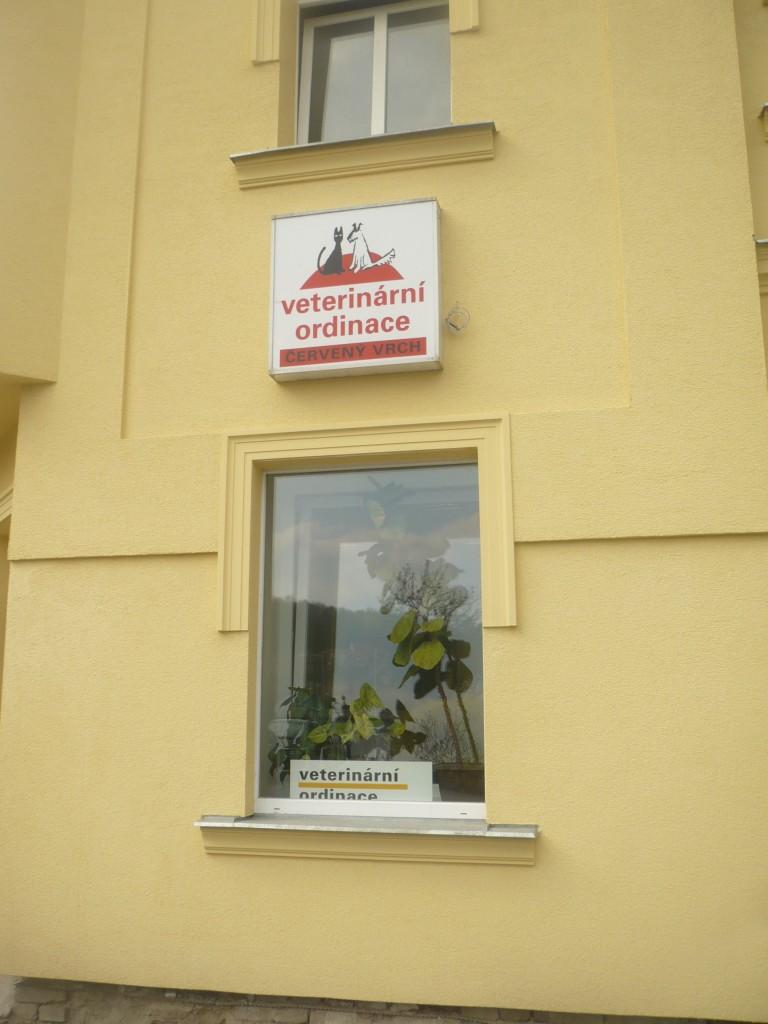 Klinika z venku