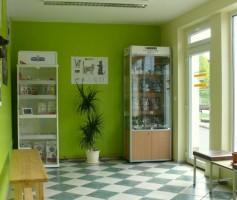 Veterina Hostivice, Praha-západ - čekárna veterináře