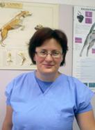 Veterinářka MVDr. Petrikovitsová